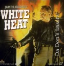 White Heat 1949 Rare LaserDisc Cagney Gangster Thriller