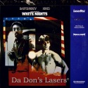 White Nights Widescreen Remastered Rare PSE LaserDisc Hines Rossellini  Drama