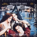 The Wings of The Dove AC-3 WS LaserDisc Carter Roache Drama