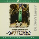 The Witches Elite Uncut WS NEW LaserDisc Fontaine Walsh Voodoo Coven Horror