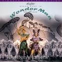 Wonder Man Mega-Rare PSE LaserDisc Pioneer Special Ed