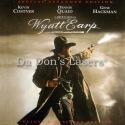 Wyatt Earp Uncut WS Rare NEW LaserDisc Boxset Costner Western