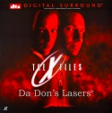 The X-Files Movie DTS WS Mega-Rare LaserDiscs NEW Duchovny Anderson Sci-Fi
