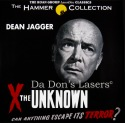 X The Unknown Roan LaserDisc Rare LD Jagger Horror *CLEARANCE*