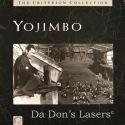 Yojimbo WS Criterion #105 NEW LaserDisc Mifune Tono Kurosawa