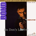 You Only Live Twice WS Rare Spy LaserDisc 007 Bond Action